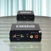 CV-3511 - Conversor VGA + Áudio para...