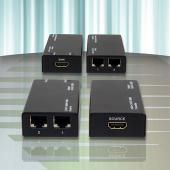 EX-3022 - Extensor HDMI via double CA...